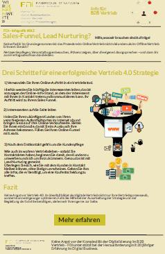 Drei Schritte für eine erfolgreiche Strategie im Online-Vertrieb
